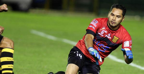 Daniel Vaca tiene asegurada su permanencia en The Strongest. El guardameta milita en el club paceño desde 2011