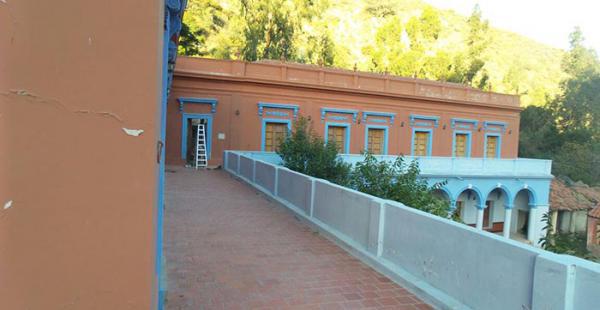 residencia presidencial Sucre