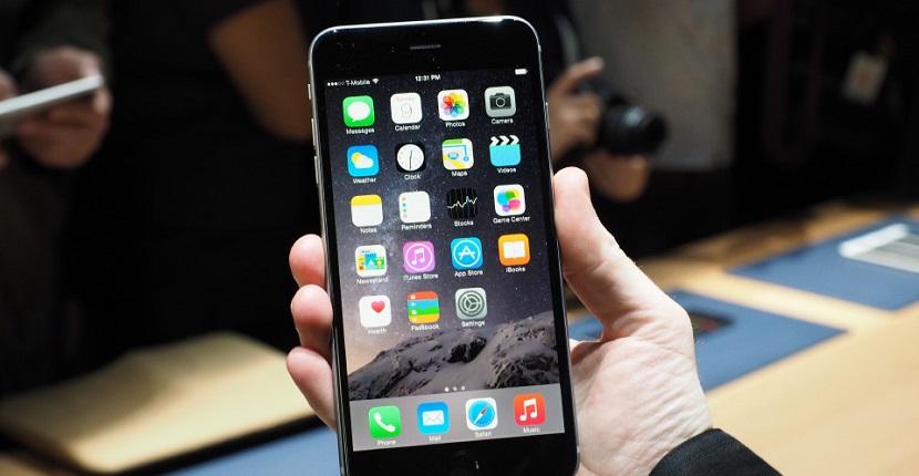 iPhone 6 Plus El iPhone 6S tendrá una cámara de 12 megapíxeles, algo que no variaba desde el iPhone 4s
