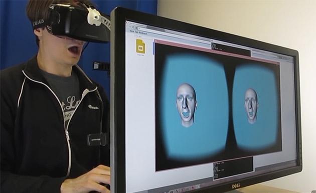 Logran dar vida a avatares con la ayuda de Oculus Rift