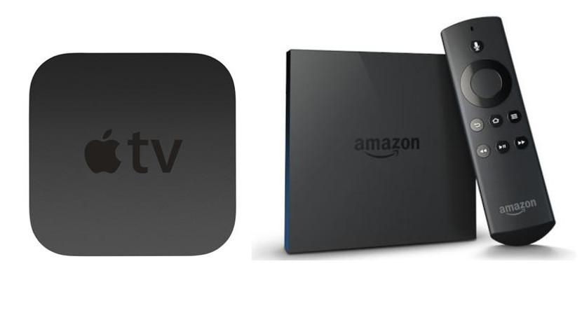 fire tv vs apple tv Nueva Fire TV vs Nueva Apple TV ¿ cuál es mejor?