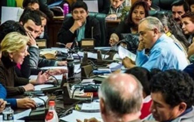 El MAS ya elabora el informe sobre la reforma constitucional para la nueva reelección