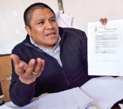 Transparencia coadyuvará en el juicio contra el exfiscal Quispe