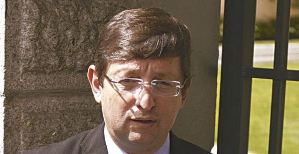 Óscar Ortiz, senador por UD, destacó los acuerdos de ayer
