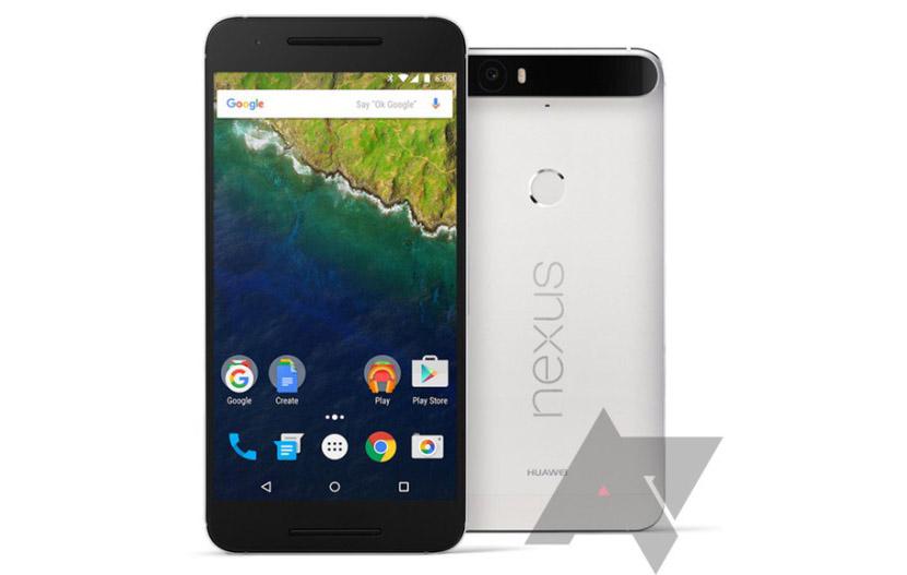 nexus 6p Este es el nuevo Huawei Nexus 6P