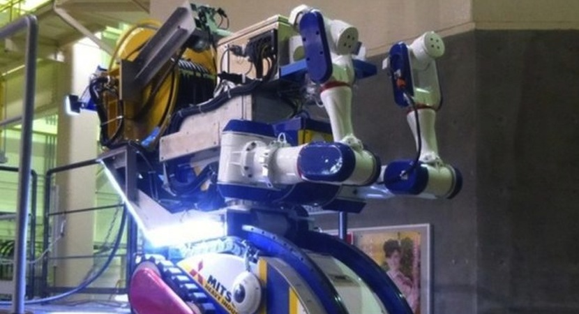 portada Este es el nuevo robot con el que se pretende desmantelar los reactores de Fukushima