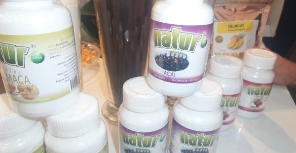 Natur ofrece productos tratados bajo la tecnología de liofilización
