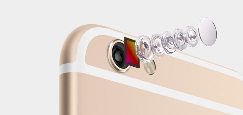 iphone 6 camara 830x395 Esto es lo que ocupan los vídeos 4K en tu futuro iPhone 6s