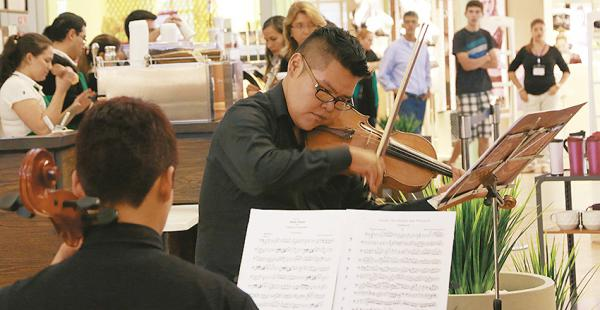La APAC apoyará con música