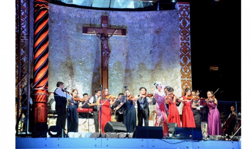 Orquesta. Como parte de las últimos actos en homenaje a Santa Cruz, el miércoles 30 se ofrecerá un concierto en El Arenal.