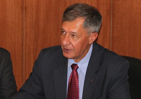 El excomandante de la FAB, Luis Trigo. -   Abi Agencia