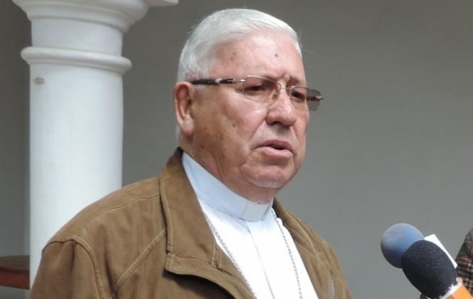 Monseñor Juárez pidió a las autoridades respetar los acuerdos sobre financiamiento de obras sociales