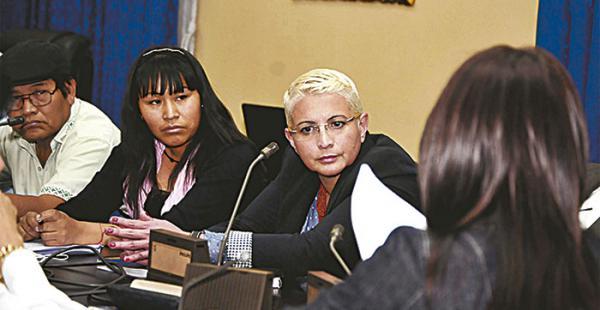 La diputada Susana Rivero apoya el proceso de reforma