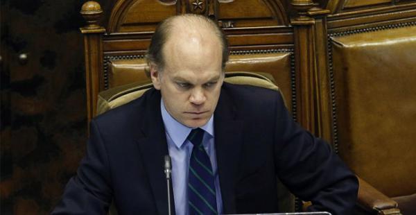 Patricio Walker, considera que es prematuro pensar en abandonar el Pacto de Bogotá sin antes conocer el fallo de la CIJ fijada para el 24 de septiembre