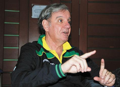 Jorge Cámpora.