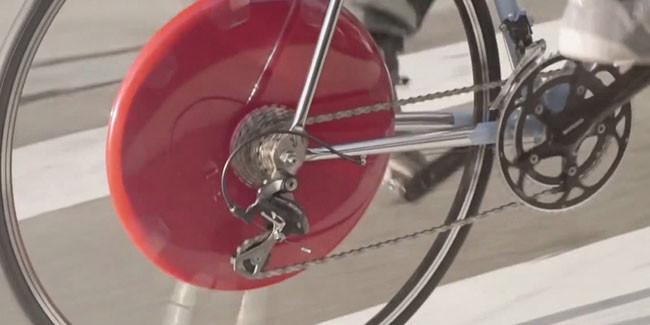 Bici Vodafone