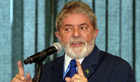 El expresidente brasileño Luiz Inácio Lula da Silva. Foto: blogspot.com