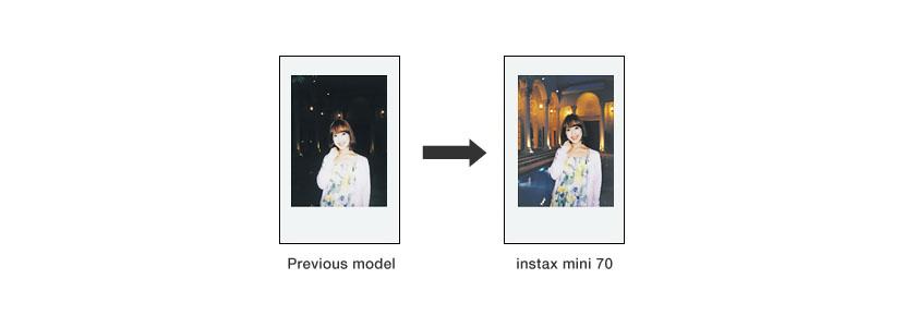 instax mini 70 prueba Las nuevas cámaras instántaneas de Fujifilm con ese estilo tan adorablemente retro