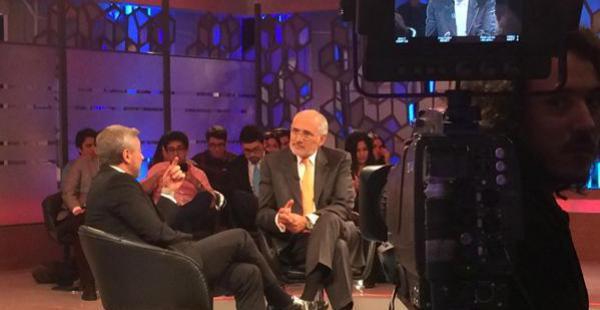 Carlos Mesa entrevista en TVN Chile sobre la demanda marítima