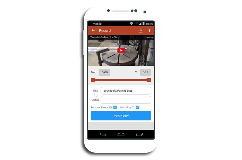 peggo samsung Peggo, una app para descargar el audio de Soundcloud y Youtube en tu móvil Android