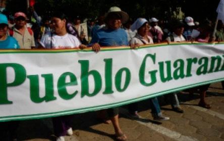 APG Itikaguasu denuncia toma de su instalación por dirigencia