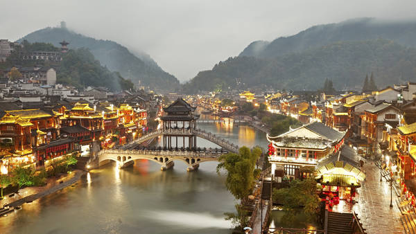 Los mejores destinos 2016. Fenghuang, China (Getty Images)