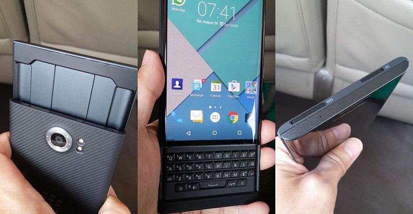 BlackBerry Venice2 Blackberry no descarta abandonar el hardware en el 2016