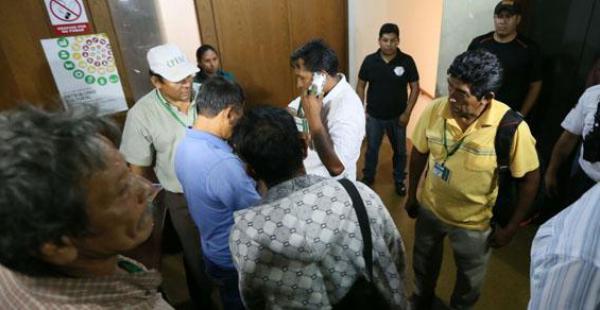 Ayer la dirigencia se reunió con el gobernador Rubén Costas