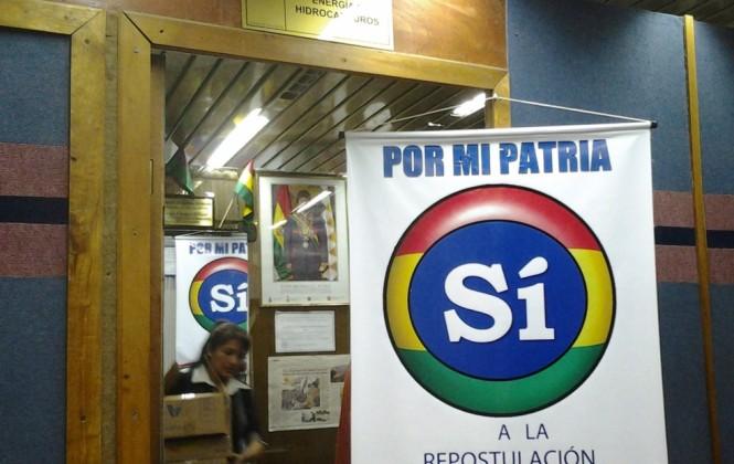 Estatuto del Funcionario Público prohíbe actividad política, pero en Diputados hacen campaña por reelección