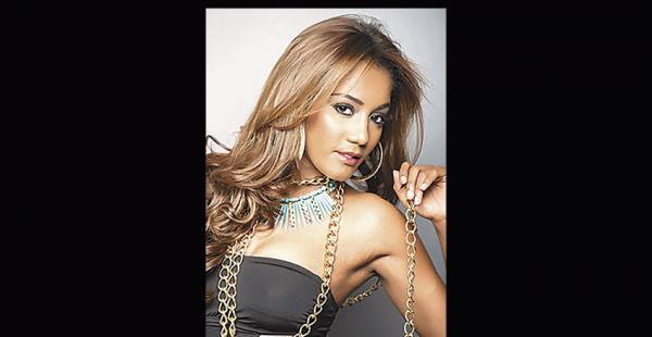 Digene Zimmerman-Aruba. Esta bella morena de ojos marrones tiene 21 años y fue la representante de este país para el Miss Universo 2014