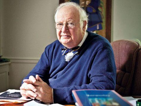 El británico-estadounidense Angus Deaton. Foto: www.finanzas.com