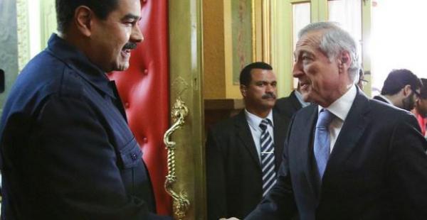 El presidente Nicolás Maduro se solidarizó con la causa marítima y recordó una frase de Hugo Chávez.