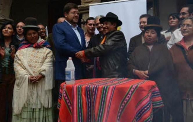 Denuncian que Rafael Quispe quería 12 cargos en El Alto y éste decide romper con UN