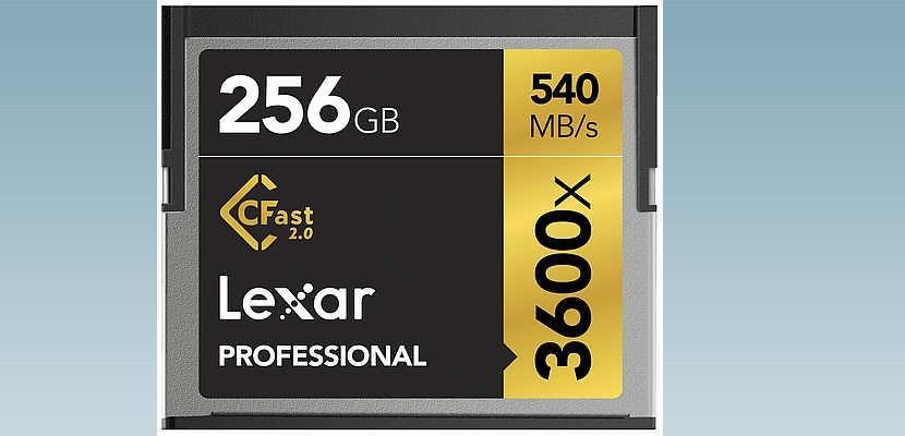 lexar 3600x 830x400 Lexar lanza al mercado nuevas memorias que transfieren a 540 MB/s