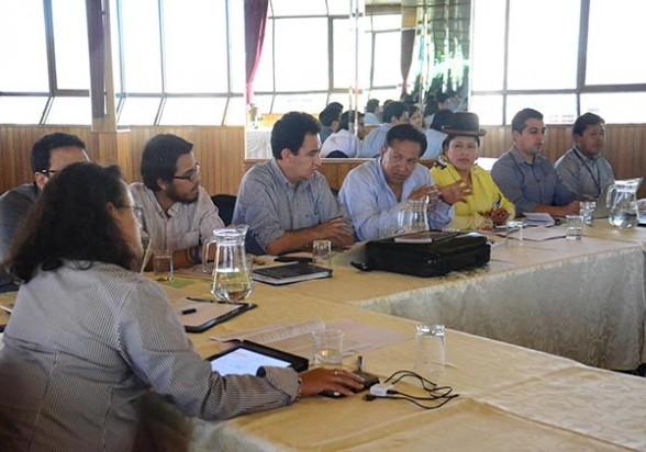 Reunión preparatoria de ministros, en Cochabamba. - Carlos  López Gamboa Los Tiempos