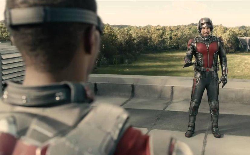 Captain America: ¿cómo será la relación entre Ant-Man y Falcon en 'Civil War'?