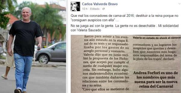 Carlos Valverde