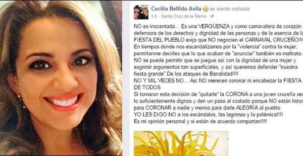 Cecilia Bellido