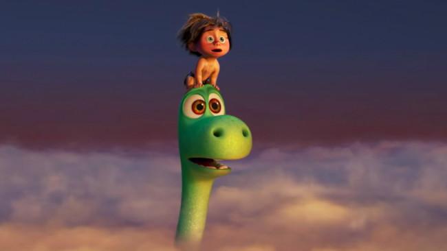 Imagen de El Viaje de Arlo (The Good Dinosaur)