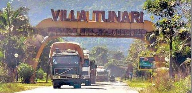 La nueva  carretera hacia el norte del país partirá de Villa Tunari.