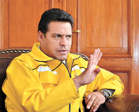 Luis Revilla Herrero.