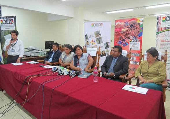 Vocales del Tribunal Electoral Departamental de Chuquisaca. - Correo del Sur Agencia