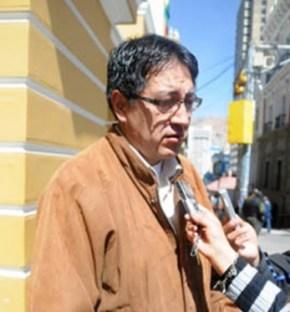 DIPUTADO. Gonzalo Barrientos, de Unidad Demócrata. -   Archivo La Prensa
