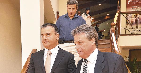 El plantel ejecutivo de los empresarios privados solicita una reunión directa con Evo