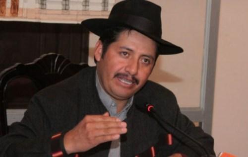Rafael Puente dice que gobernador Urquizu debería estar