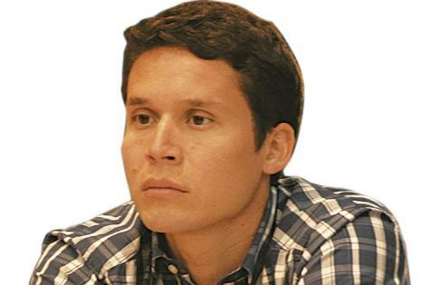 Sergio Orías   gerente general de Cineris