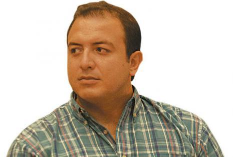 Maicol Ayala López  gerente general SYMETRICA srl