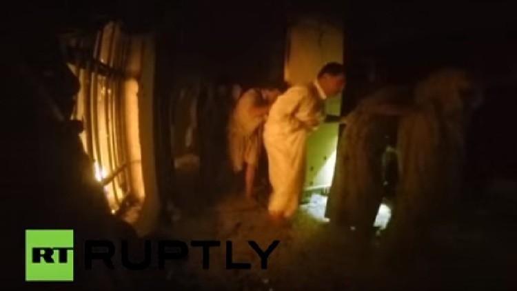 Liberan a 70 rehenes kurdos del cautiverio del Estado Islámico en Irak