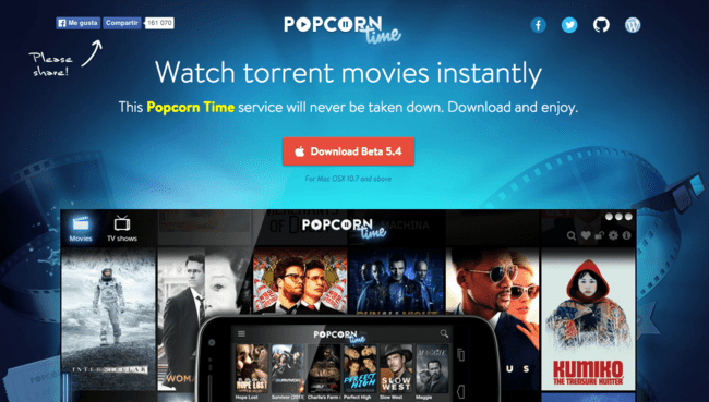 Popcorntime Se