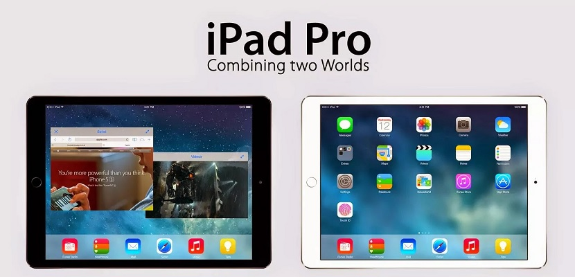 iPad Pro Apple limita la producción del iPad Pro debido a su alto coste